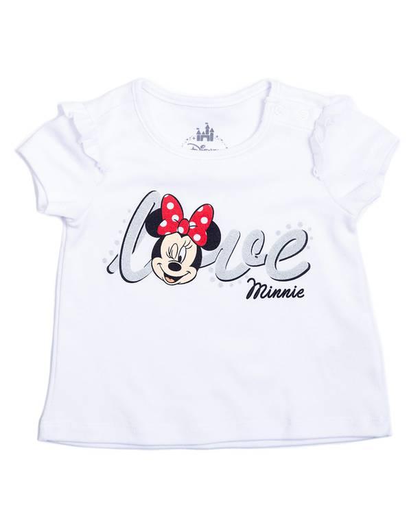 Camiseta Bebita Minnie