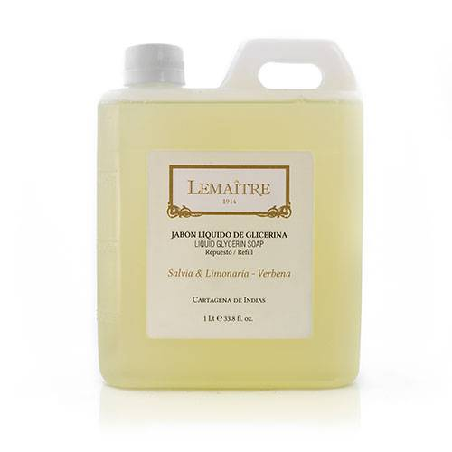 Jabon Liq Salviaylimonariay Verbena 1000 ml