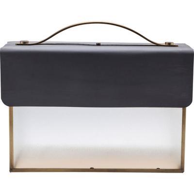 Lámpara pie Suitcase peq.