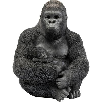 Objeto decorativo Cuddle Gorilla Family