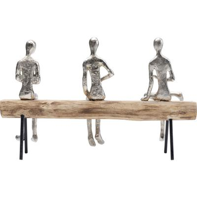 Objeto decorativo Spare Bench