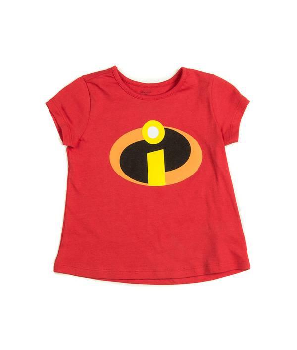 Camiseta Niña Los Increíbles