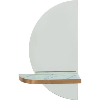 Espejo pared Half Moon 45x75cm