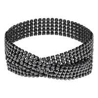 Collar fit negro 5185
