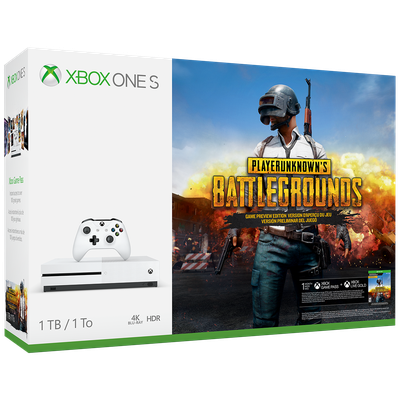 Xbox One S 1TB PLAYERUNKNOWN'S BATTLEGROUNDS