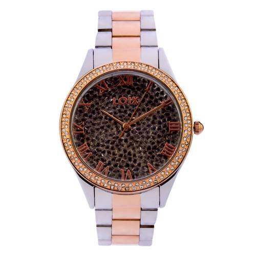 Reloj Azul - Dorado - L1155-04