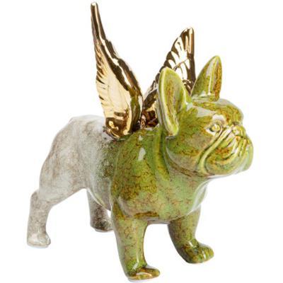 Figura decorativa Angel Wings Dog varios