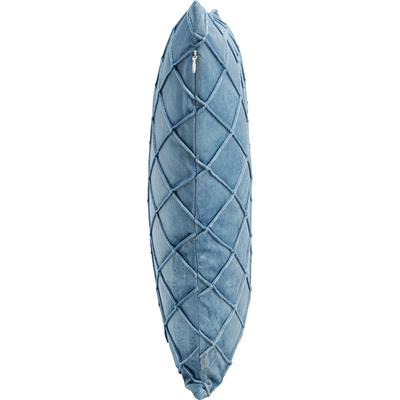 Cojín Frederica azul 45x45
