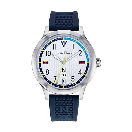 Reloj Crissy field Blanco - Plateado