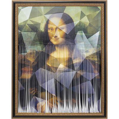 Cuadro Mademoiselle Lisa Cuts 163x130