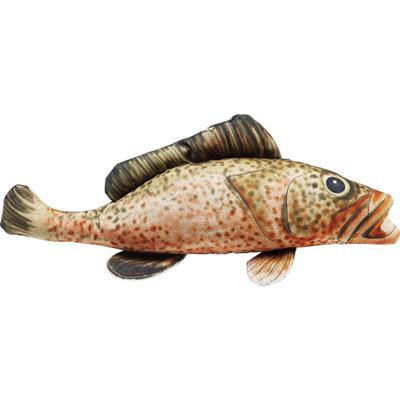 Cojines Shape Fish Dots 47x25cm