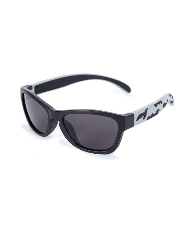 Gafas De Sol Negras Con Patas Camufladas