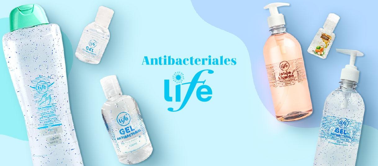 BEBÉ HOME linea antibacterial