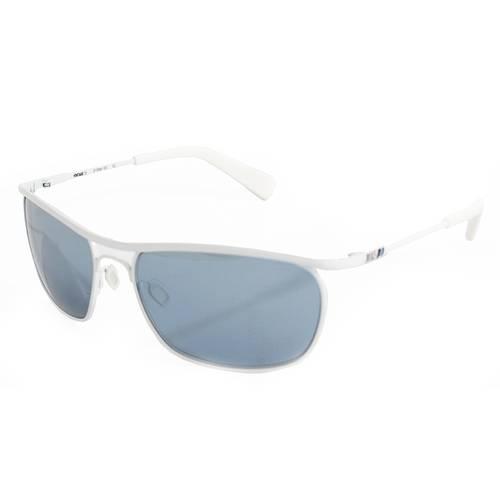 Gafas de Sol Gris - Blanco