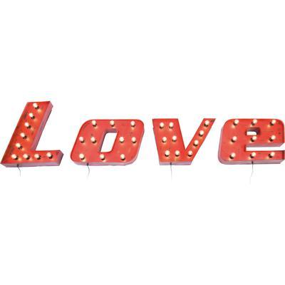 Iluminación Vintage Love (4/set)