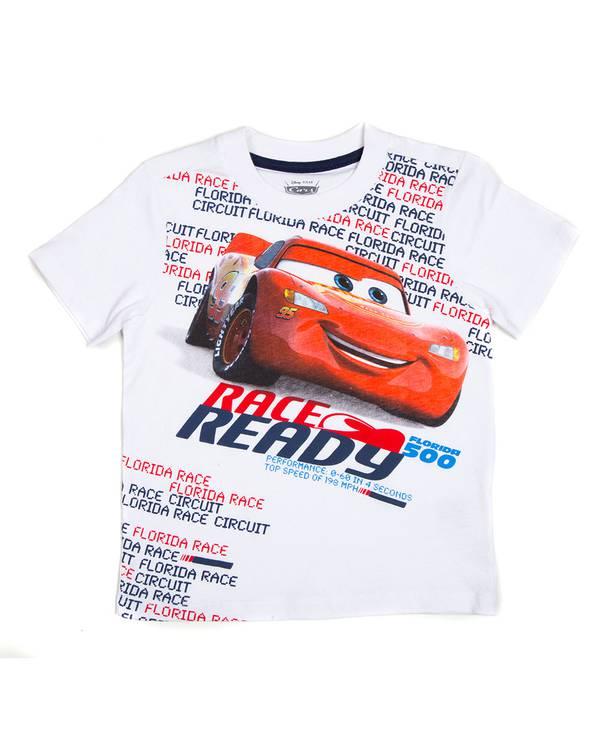 Camiseta Caminador Cars