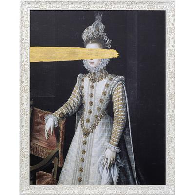 Cuadro Incognito Baroness 100x80cm