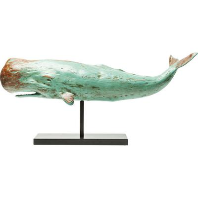 Figura decorativa Whale Base