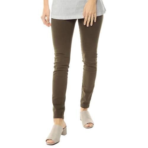 Pantalon Calistoga Color Siete Para Mujer  - Verde