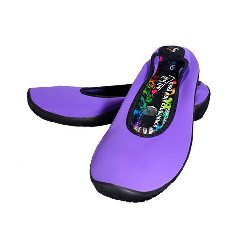 Zapatos Casual Morado