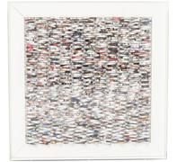 Cuadro Paper Art 90x90cm