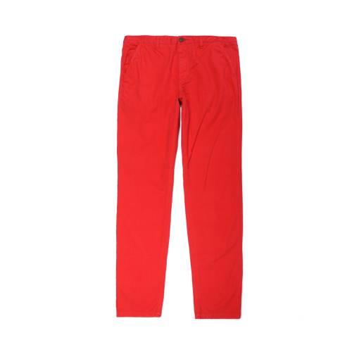 Pantalon Jack Supplies Para Hombre - Rojo