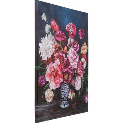 Cuadro lienzo Wild Flowers 90x120cm