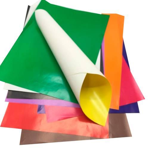 Papel Silueta 1/8 X10 - X3 Paquetes - Colores Surtidos