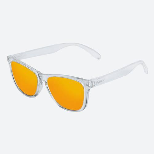 Gafas Sol Naranja Transparente nja