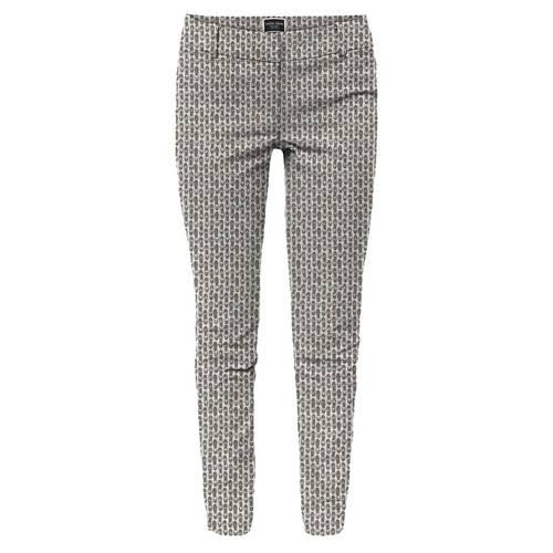 Pantalon Color Siete para Mujer - Gris