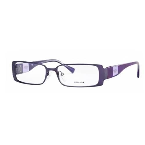 Gafas Oftálmicas Morado-Transparente 8611-8BH