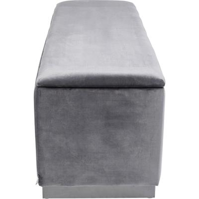 Banco Cherry Storage gris  120cm