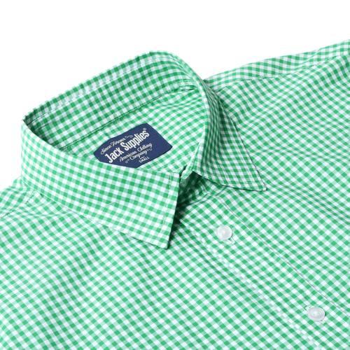 Camisa Manga Larga Jack Supplies Para Hombre - Verde