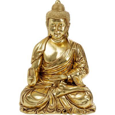 Objeto decorativo Asia oro 120cm
