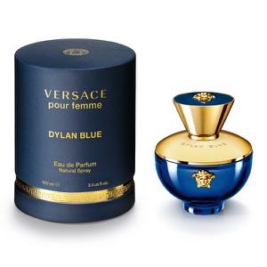 Perfume Mujer Versace Dylan Blue Por Femme EDP 100 ml