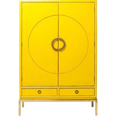 Armario Disk amarillo