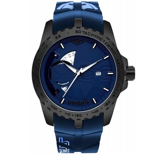 Reloj Negro/Azul - Umb-Sw02-2