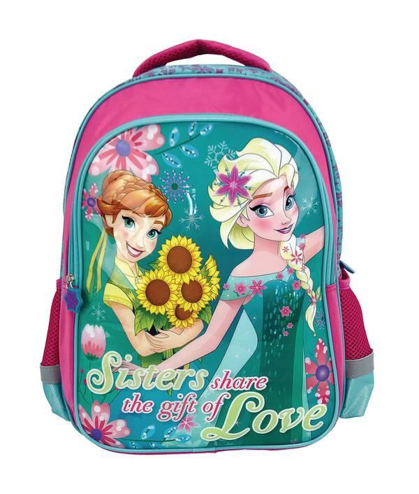 """""""Morral 16,5"""" niña Frozen  (B)"""