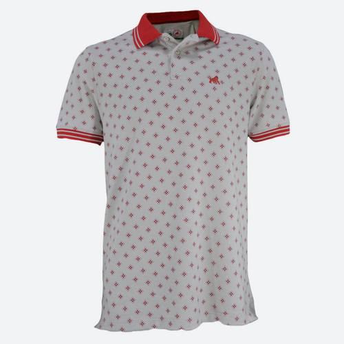 Camiseta Tipo Polo 1624 Arena Est.