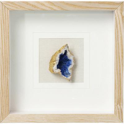 Cuadro Achat azul