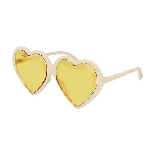 Gafas de sol marfil-amarillo -003