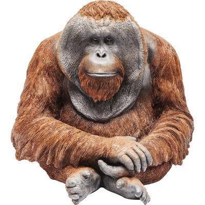 Figura decorativa Monkey Orangutan mediano