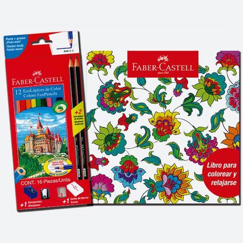 Kit Escolar Libro Mándala