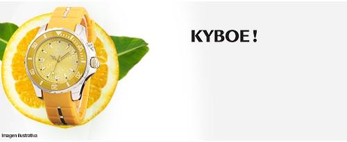 KYBOE RELOJES TODO A $299.990