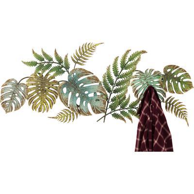 Perchero pared Jungle Party Colore