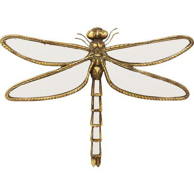 Decoración pared Dragonfly Mirror peq 37cm