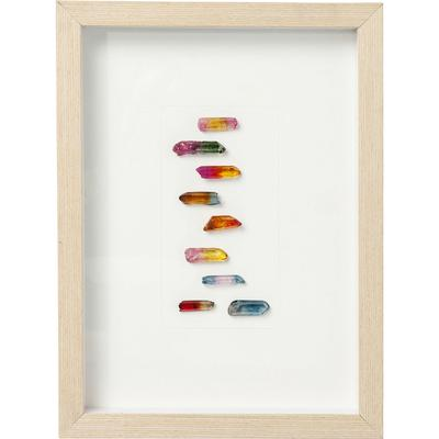 Cuadro Rainbow Stones