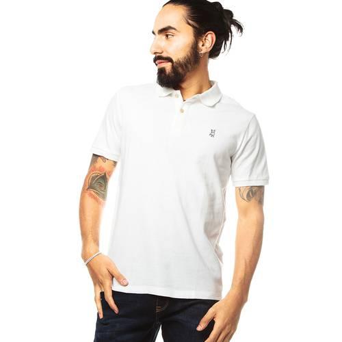 Polo Jack Supplies para Hombre - Blanco