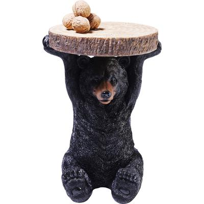 Mesa auxiliar Animal Mini Bear 25x23cm