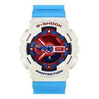 Reloj g-shock análogo azul-azul C-7A